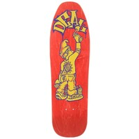 New Deal Skateboard Deck Tagger SP Red 9.5