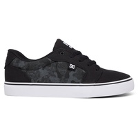 DC Mens Shoes Anvil Black Camo