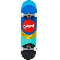Almost Skateboard Complete Radiate Blue FP 8.25