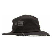 Salty Crew Hat Boonie Indicator Tech Black