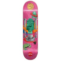 Almost Skateboard Deck Relics R7 Facchini Pink 8.0