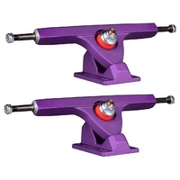 "Caliber Longboard Trucks RKP V2 10"" 50 Degrees Stone Plum"