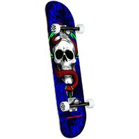 Powell Peralta Complete Skateboard McGill Skull & Snake One Off Royal Blue 7.75