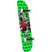 Powell Peralta Skateboard Complete Cab Dragon One Off Green 7.5