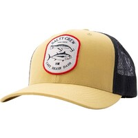 Salty Crew Hat Cap Surface Retro Trucker Adjustable Gold Navy