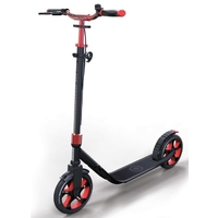 Globber Nl 230 Ultimate Titanium Ruby Red - Adult Scooter