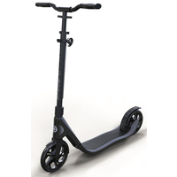 Globber Nl 205 Black Charcoal Grey Adult Scooter