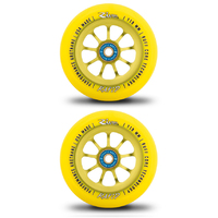 River 110mm Scooter Wheels Set Of 2 Sunrise Rapids