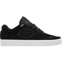Emerica Mens Skate Shoes Reynolds G6 Black White