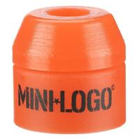 Mini Logo Skateboard Bushings Medium Orange 94A