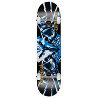 BIRDHOUSE - LEVEL 1 FALCON 3 BLUE COMPLETE SKATEBOARD - 7.75