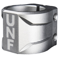 Unfair CHIC V2 - Oversized Double Clamp - Silver