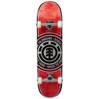 "Element Complete Skateboard 8"" Wide - 25 Year Seal"