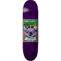 PLAN B SKATEBOARD DECK - ALTER EGO - PUDWELL - 7.75