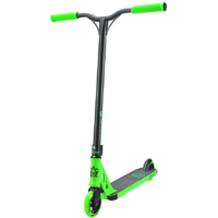 Longway Complete Scooter - Summit Matte Green Matte Black