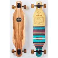 "ARBOR COMPLETE LONGBOARD SKATEBOARD - AXIS - FLAGSHIP 37"" 2017"