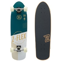 Z-Flex Complete Cruiser Skateboard - Shorebreak Contrail 30""