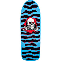 Powell Peralta Skateboard Deck - Ripper Og Blue