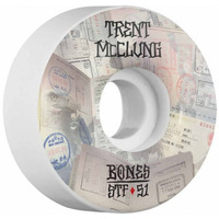 Bones Skateboard Wheels Stf Mcclung Passport 51mm