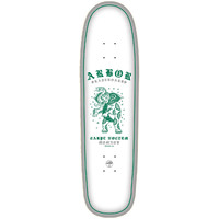 Arbor Skateboard Deck - Cucharon Blanco 8.75""