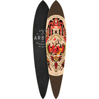 Arbor Skateboard Deck - Timeless Deck Artist Collection 9.5""