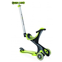 Globber Evocomfort Scooter Green