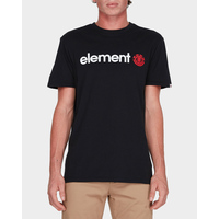 Element T-Shirt Horizon Medium Flint Black