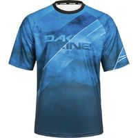 DAKINE THRILLIUM MTB SS JERSEY MIDNIGHT BLUEROCK MEDIUM