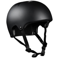 Harsh Certified Helmet Matte Black Large Ultra Lightweight