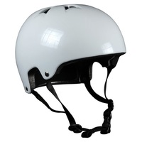 Harsh Certified Helmet Gloss White Large Ultra Lightweight