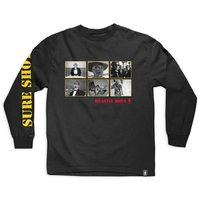 Girl T-Shirt Beastie Boys Sure Shot Photo Long Sleeve Large