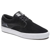 Lakai Mens Skate Shoes Riley Hawk Black Suede