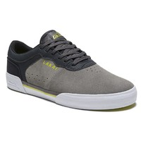 Lakai Mens Skate Shoes Staple Grey Charcoal Suede