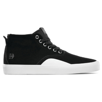 Etnies Mens Skate Shoes Jameson Vulc MT Black White Gum