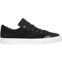 Emerica Mens Skate Shoes - Indicator Low - Black White Gum