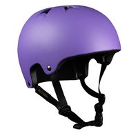 Harsh Certified Helmet - Purple - Medium - Ultra Lightweight