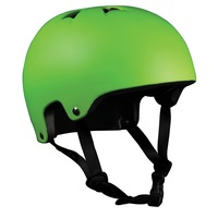 Harsh Certified Helmet Lime Green Medium Ultra Lightweight