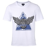 Fasen Scooters Owl Logo T-Shirt - Small