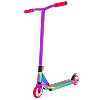 Crisp Complete Scooter Surge Neochrome Pink