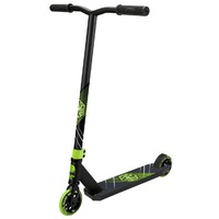 2018 Madd Gear MGP Kick Extreme Scooter - Black Green