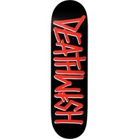 Deathwish Skateboard Deck 8.475 Team Og Deathspray Red