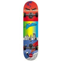 "Almost Complete Skateboard - Superman Flight Youth 7"" Mini"