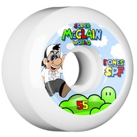 Bones Skateboard Wheels Spf Mcclain Super 55mm