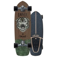 Carver Skateboard Complete Courtney Conlogue Sea Tiger Cx Trucks Graphite