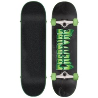 "Creature Complete Skateboard Chrome 8.25"" Wide"