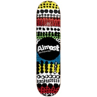 Almost Skateboard Deck Primal Prints Chris Haslam 9.0