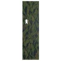 Grizzly Skateboard Grip Tape Sheet 9 x 33 Appleyard Camo