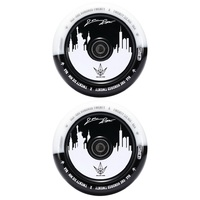 Envy 120mm Hollow Core Scooter Wheels Set Of 2 Jon Reyes Signature