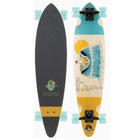 Sector 9 Complete Longboard Skateboard The Send Kookslam