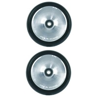 Aztek 110mm Scooter Wheels Set Of 2 Iris Raw
